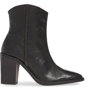 Free people Barclay black Bootie size 38